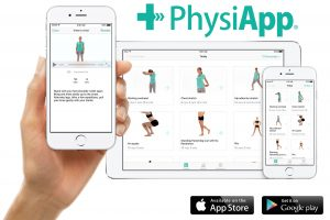 PhisiApp bij FysiopraktijkBas